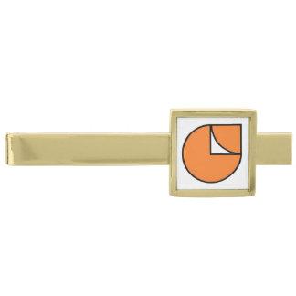 MalamaCo/MEC Tie Bar. Gold Finish Tie Clip