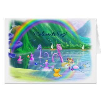 Malamite Tag! Card