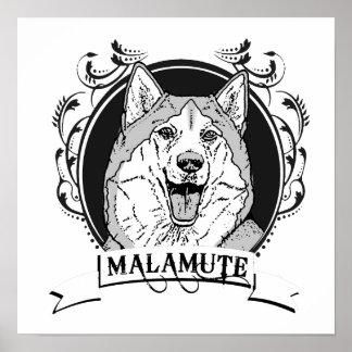 MALAMUTE 2 POSTER