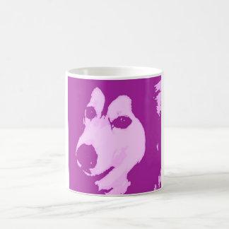 Malamute Dog Classic White Coffee Mug