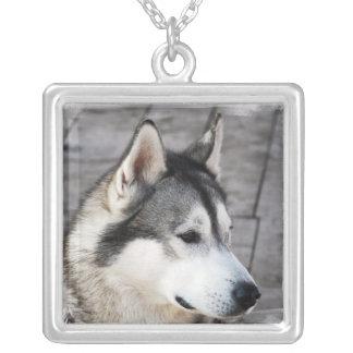 Malamute Dog Necklace