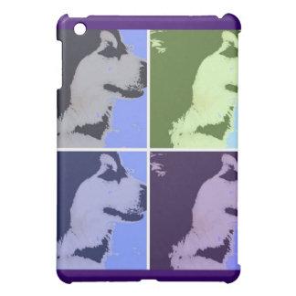 Malamute Dog Pop Art Case For The iPad Mini