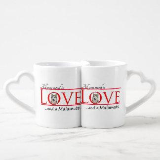 Malamute Lovers Mugs