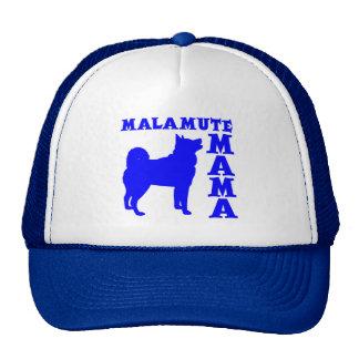 MALAMUTE MAMA TRUCKER HAT