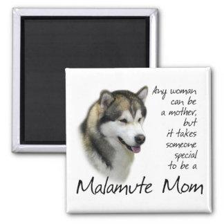 Malamute Mom Magnet Fridge Magnets