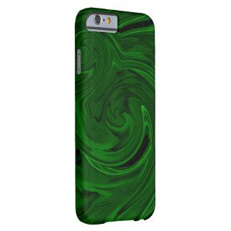 malaquita verde de la textura funda barely there iPhone 6