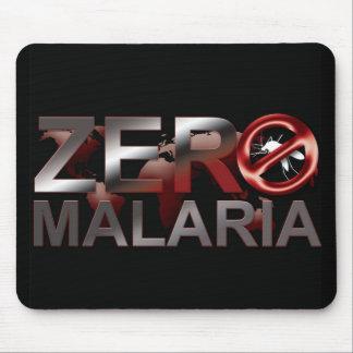 Malaria cero Mousepad