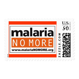 Malaria No More Postage Stamps