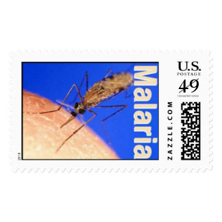 Malaria Postage Stamps