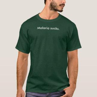 Malaria sucks. T-Shirt