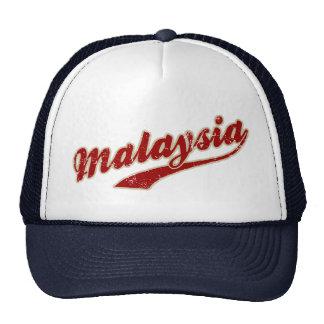 Malasia Gorros Bordados