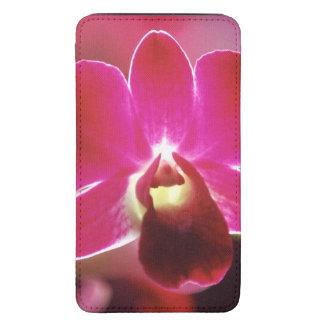 Malasia, orquídea funda acolchada para galaxy s5