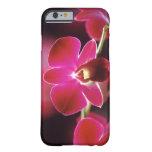 Malasia, orquídea funda para iPhone 6 barely there