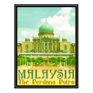 Malasia Tarjetas Postales