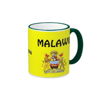 MALAWI* Coat of Arms Mug / Mug armoiries MALAWI