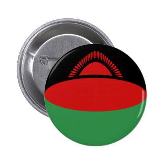 Malawi Fisheye Flag Button
