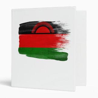 Malawi Flag Binder