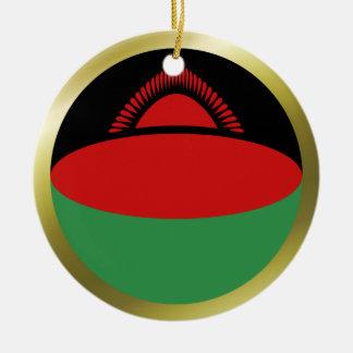 Malawi Flag Ornament