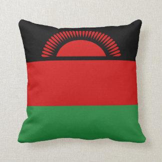 Malawi Flag x Flag Pillow