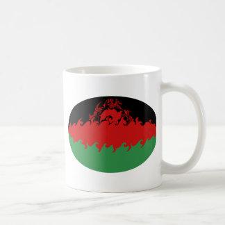 Malawi Gnarly Flag Mug