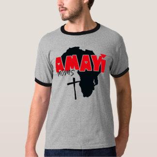 Malawi Kids - Official Logo Ringer T-Shirt