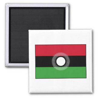 Malawi - Malawian Flag Refrigerator Magnet
