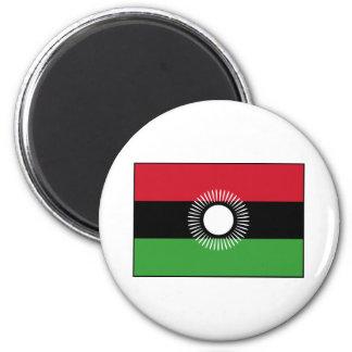 Malawi - Malawian Flag Fridge Magnet
