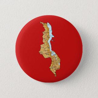 Malawi Map Button