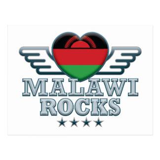 Malawi oscila v2 tarjeta postal