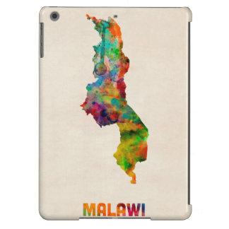 Malawi Watercolor Map iPad Air Case