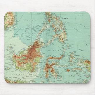 Malay Archipelago 2 Mouse Pad