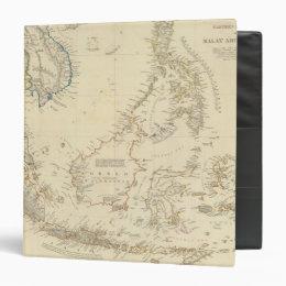 Malay Archipelago 3 Ring Binder