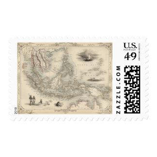 Malay Archipelago, or East India Islands Postage