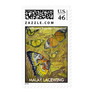 MALAY LACEWING POSTAGE