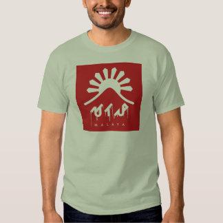 MALAYA - INDEPENDENT - FREE TEE SHIRT