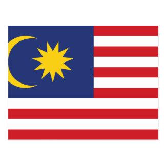 Malaya, Malaysia Postcard