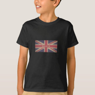 Malaya Union Jack Remeras