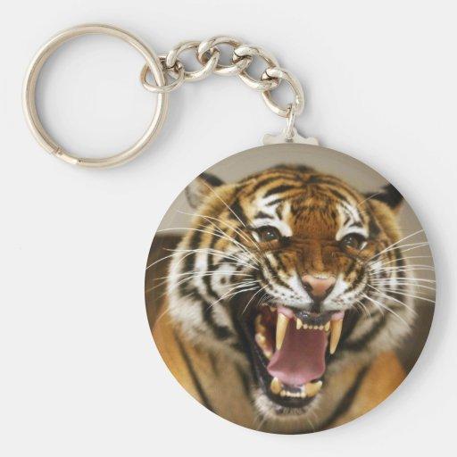 Malayan Tiger #2 keychain
