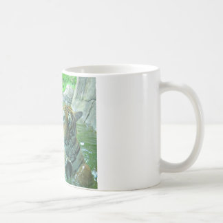 Malayan Tiger - Endangered Species Coffee Mug
