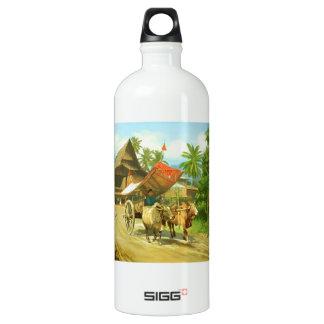 Malaysia - Bullock Cart Water Bottle