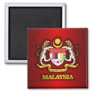 Malaysia COA 2 Inch Square Magnet