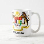 MALAYSIA - emblem/flag/symbol/coat of arms Mugs