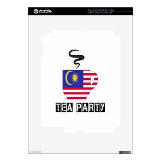 Malaysia Flag Designs Skins For The iPad 2