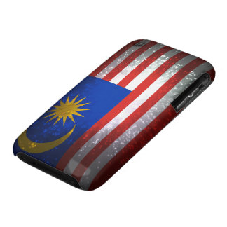 Malaysia Flag Firework Case-Mate iPhone 3 Cases