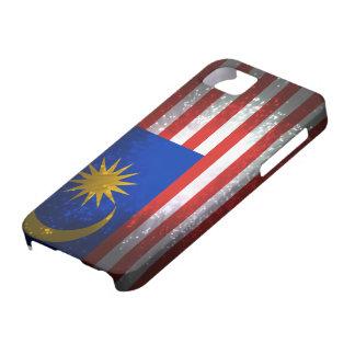 Malaysia Flag Firework iPhone 5 Cases