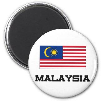 Malaysia Flag Fridge Magnet