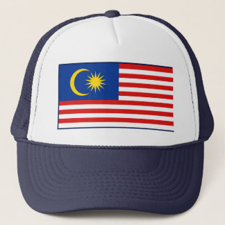 Malaysia Flag Hat
