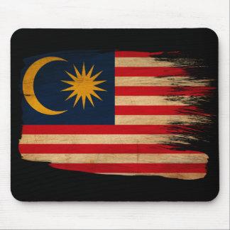 Malaysia Flag Mouse Pad