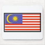 Malaysia Flag Mouse Pads