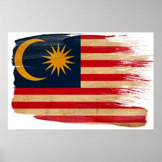 Malaysia Flag Posters